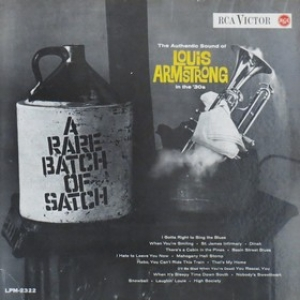 Armstrong Louis | A Rare Batch Of Satch