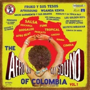AA.VV.| Afro Sound of Colombia Vol. 1