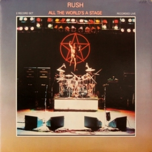 Rush| All The World's A Stage