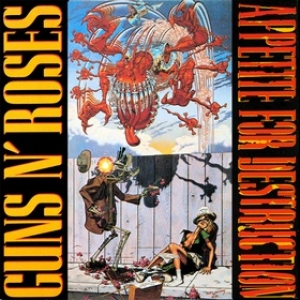 Guns N' Roses| Appetite For Destruction