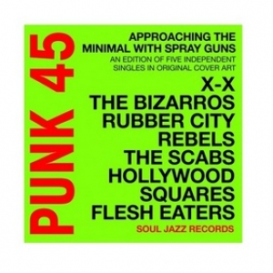 Punk 45 | Approaching The Minimal With Spray Guns