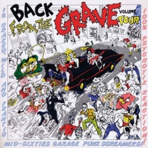 AA.VV. Back From The Grave| Back From The Grave Volume 04