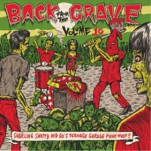 AA.VV. Back From The Grave| Back From The Grave Volume 10