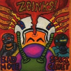 Zoinks !| Bad move space cadet