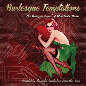 AA.VV.| Burlesque Temptations - The Swinging Sound Of