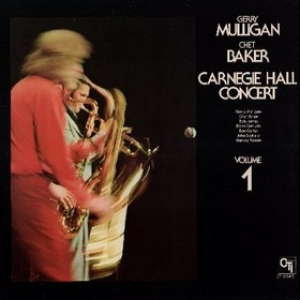 Mulligan Gerry | Carnegie Hall Concert 1
