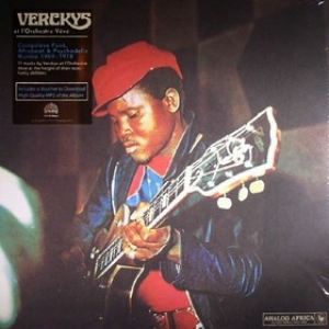 Vercky S L Orchestre | Congolese Funk, Afrobeat Psychedelic Rumba 1969 - 1979