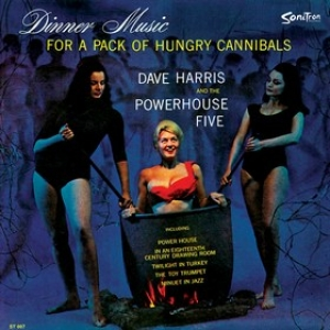 AA.VV. Latin | Dinner Music For a Pack Of Hungry Cannibals