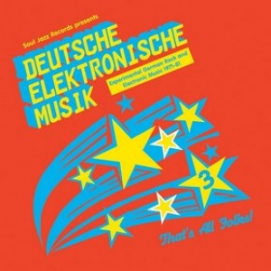 AA.VV. Electro | Experimental German Rock And Electronic Music 1971-81