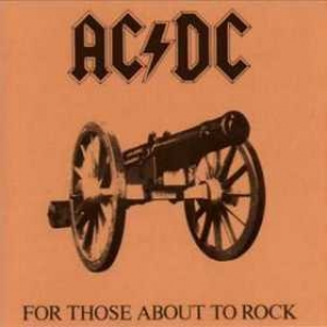 AC/DC| For Those About To Rock