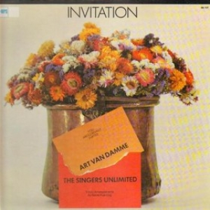 Art Van Damme and Singers Unlimited| Invitation