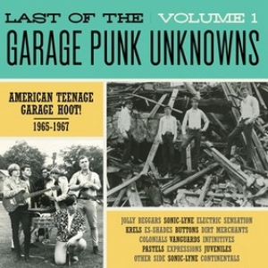AA.VV. Garage | Last Of The Garage Punk Unknowns Vol. 1