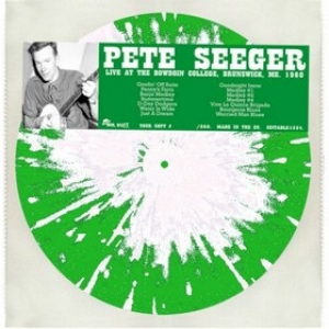 Seeger Pete | Live At The Bowdoin College, Brunswick, Me, 1960
