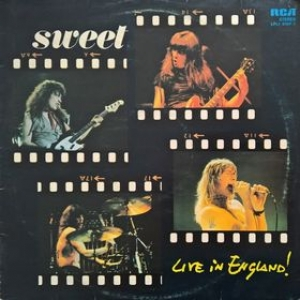 Sweet | Live In England