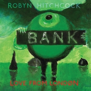Hitchcock Robyn| Love From London