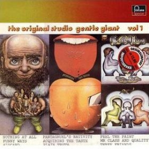 Gentle Giant| Original Studio 1