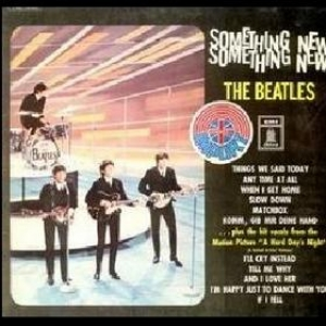 Beatles| Something New