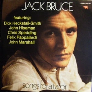 Bruce Jack | Songs For A Tailor
