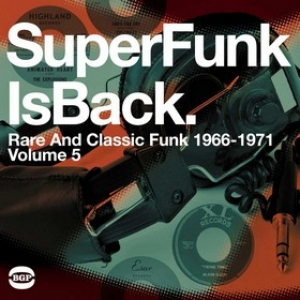 AA.VV. Funk | Super Funk Is Back Vol. 5