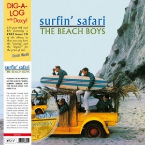 Beach Boys| Surfin Safari