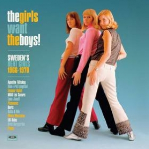 AA.VV. Garage | Sweden's Beat Girls 1966-1970