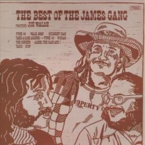 James Gang| The best of (featuring Joe Walsh)