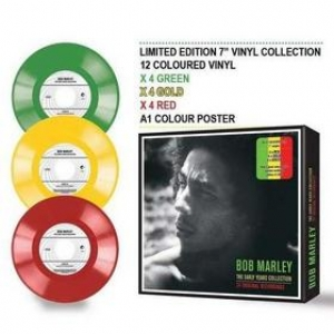 Marley Bob | The Early Years Collection (12 X 7Inch)