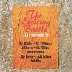 AA.VV. Jazz | The Exciting Battle J.A.T.P. Stockholm '55