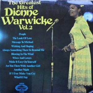 Warwick Dionne| The greatest hits 2