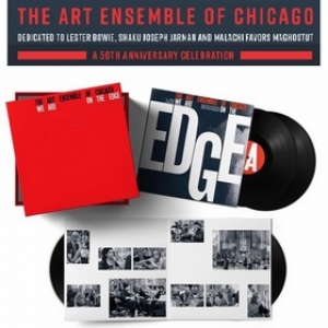Art Ensemble Of Chicago | We Are     On The Edge