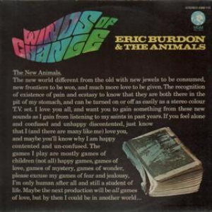 Burdon Eric | Winds Of Change