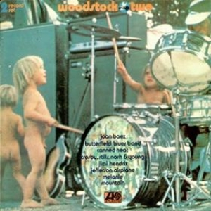 AA.VV. Rock | Woodstock Two - 50 Anniversary