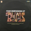 Byrds| Four Dimensions E.P.