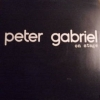 Gabriel Peter| On Stage - Live in Florence - September 1980