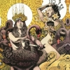 Baroness| Yellow & Green