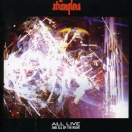Stranglers| Al live and all of the night