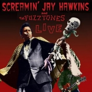Hawkins Screamin Jay | And Fuzztones - Live