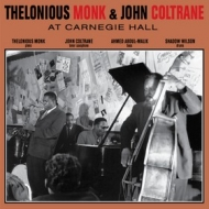 Monk Thelonius & John Coltrane | At Carnegie Hall