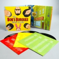 AA.VV. Soundtrack| Bob's Burgers Music Album