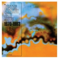 AA.VV. Jazz | Boston Creative Jazz Scene 1970-1983