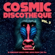 AA.VV. Afro | Cosmic Discoteque Vol.3