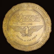 Saxon | Decade Of The Eagle 1979 - 1988