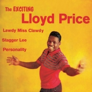 Price Lloyd | Exciting Lloyd Price