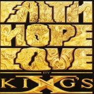 King'S X| Faith Hope Love By