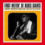 Lightnin' Hopkins      | First Meetin' Of Blues Giants
