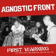 Agnostic Front | First Warning