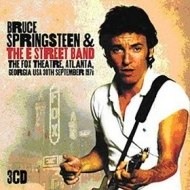 Springsteen Bruce | Fox Theather Atlanta, Georgia 30 Sept. 1978