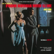Barry John | From Russia With Love