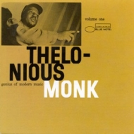 Monk Thelonious | Genius Of Modern Music Vol. 1