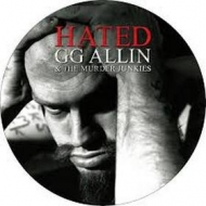 GG Allin | Hated PictureDisc